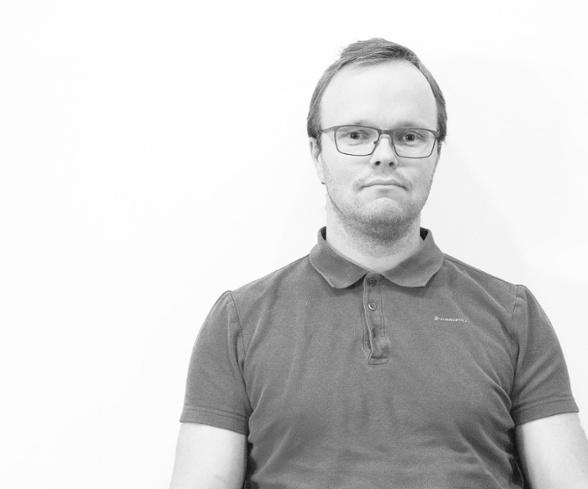 Sovelluskehittäjä Mikko Joensuu