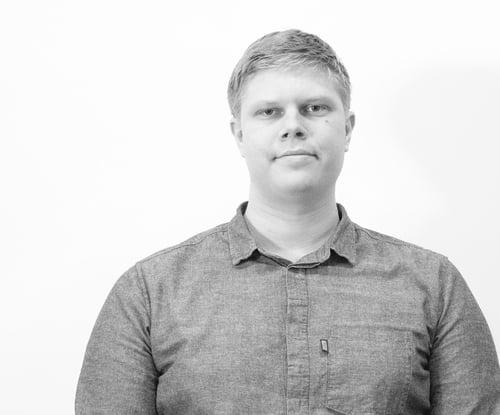 Jari Jacobson Sovelluskehittäjä