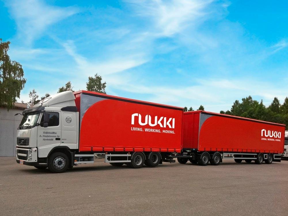 sovelluskehittäjät ruukki truck idle