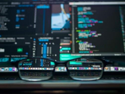 Sovelluskehittäjät koodi